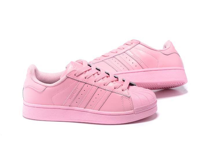 42f78be8f ... Women  s Adidas Originals Superstar Supercolor Pack Shoes Light Pink Light  Pink  ...