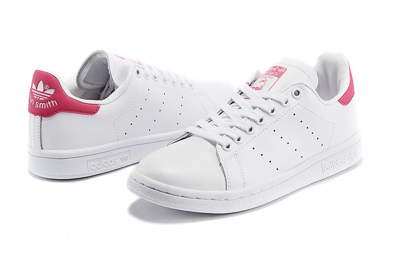 newest a2009 b11db ... MensWomens Adidas Originals Stan Smith Shoes White ...