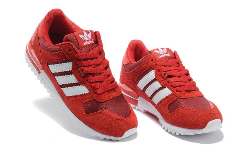 Zx Trend 700 Originals schoenen heren Redwhite Adidas University voor f6PxOw