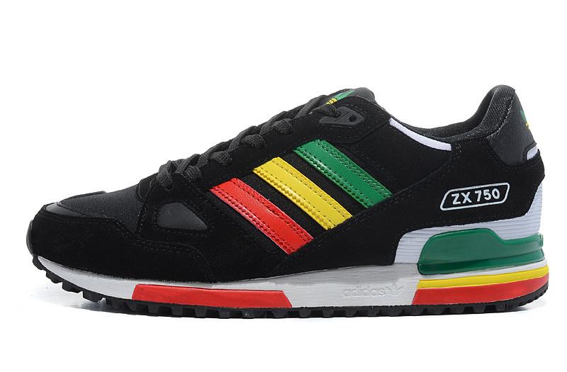 Damen Adidas Originals Zx 750 Flyknit Mint Grün Schuhe