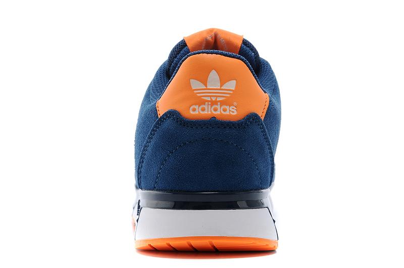 newest fb8d1 43122 ... MensWomens Adidas Originals ZX 850 Shoes Tribal Blue ...