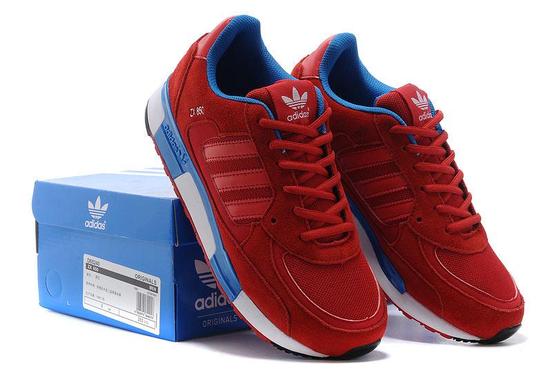 the best attitude 4b22d b4a42 coupon for mens womens adidas originals zx 850 shoes cardinal 42d62 c75e2