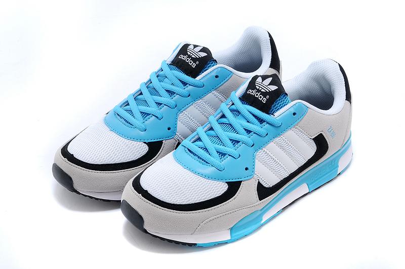 meet 8ceda d88eb Men  s Women  s Adidas Originals ZX 850 Shoes White  ...