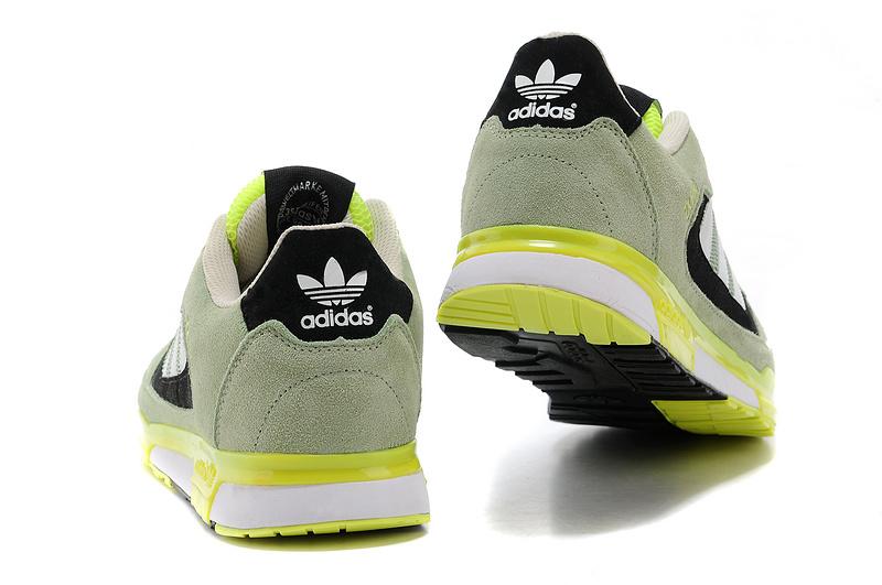 6c858020047c5 Men s Women s Adidas Originals ZX 850 Shoes Green Running White Ftw ...