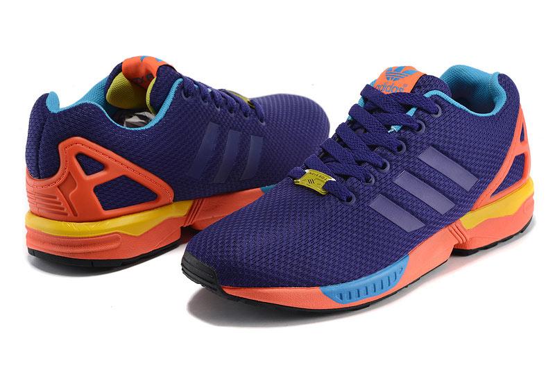 adidas ZX Flux ADV Verve W Schuhe lila IRJQWYX