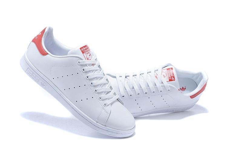 hot sales 3e9fb f6cb8 ... Men  s Women  s Adidas Originals Stan Smith Shoes White M20326 ...