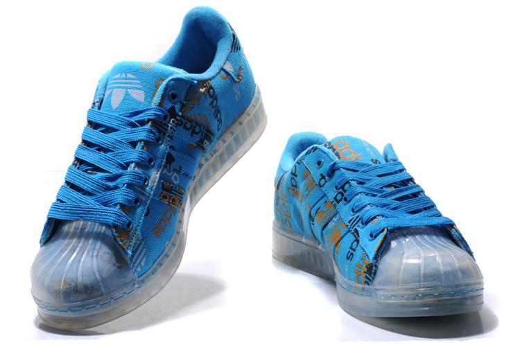 07150979484b ... Men  s Women  s Adidas Originals Superstar CLR Shoes Blue 027784 ...