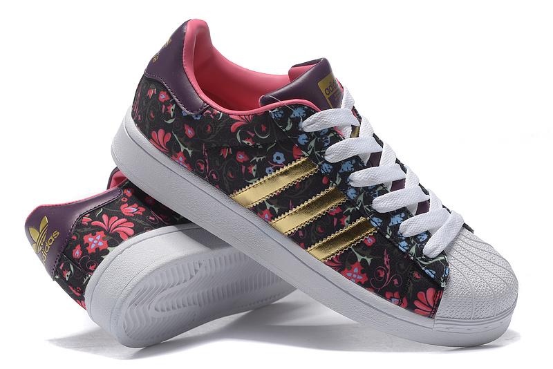 adidas superstar dames rose gold