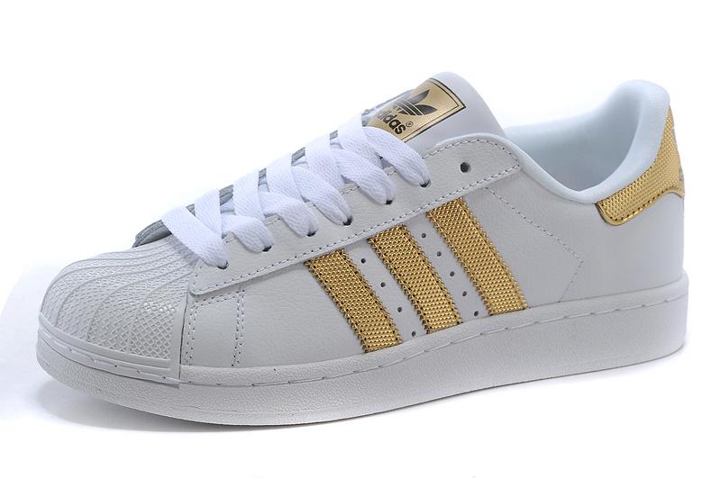213b4b15846 Men s Women s Adidas Originals Superstar II Bling Casual Shoes White ...