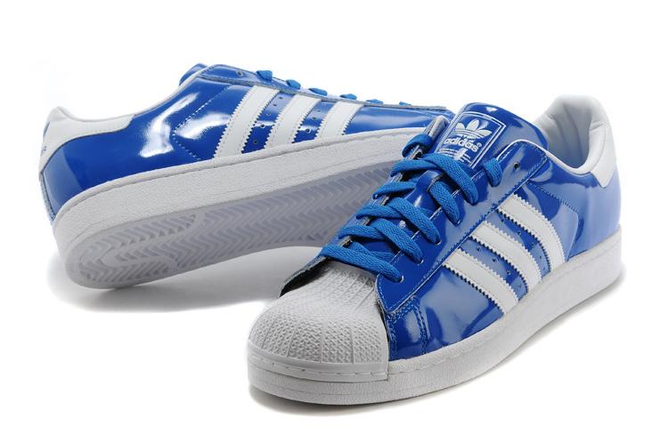 Men's/Damens's Adidas Originals Superstar Classic Superstar Originals 2 Casual Schuhes Blau 5c491b