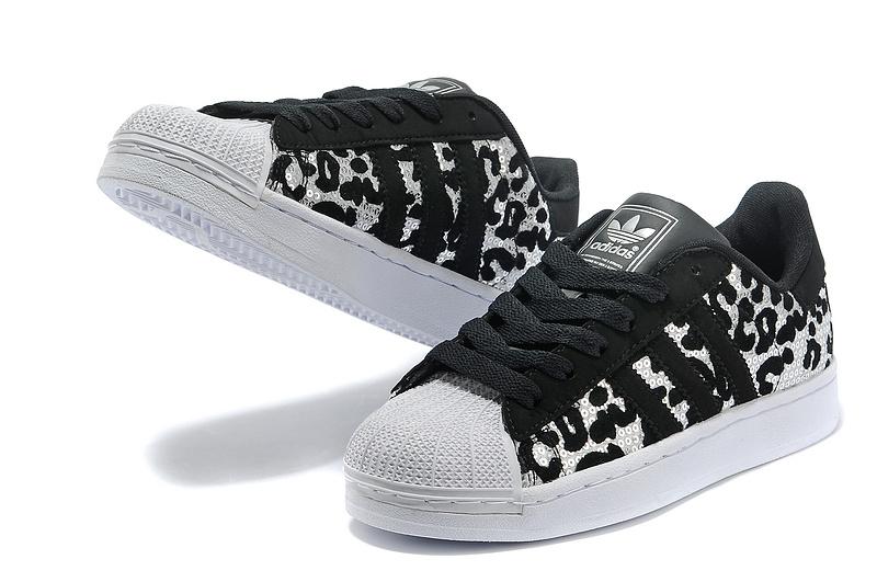 adidas sneakers dames leopard