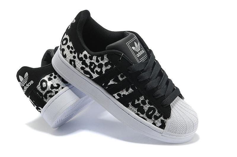 adidas superstar dames leopard