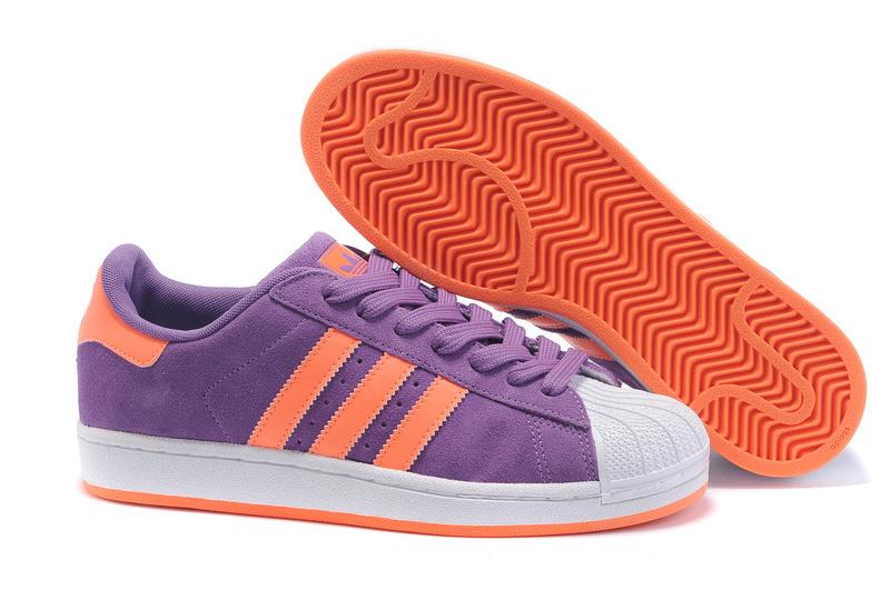 superstar ii men purple Sale adidas