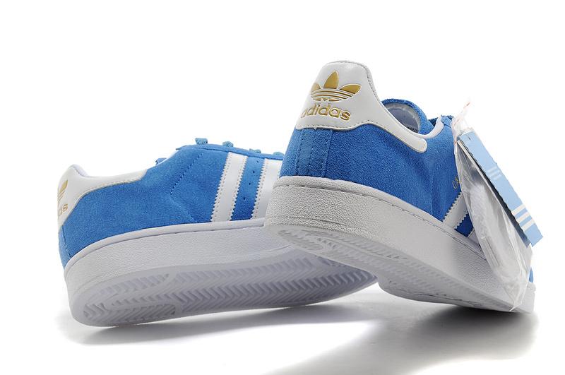 hot sale online cab05 1d739 ... MensWomens Adidas Originals Campus 80s Casual Shoes Royal ...
