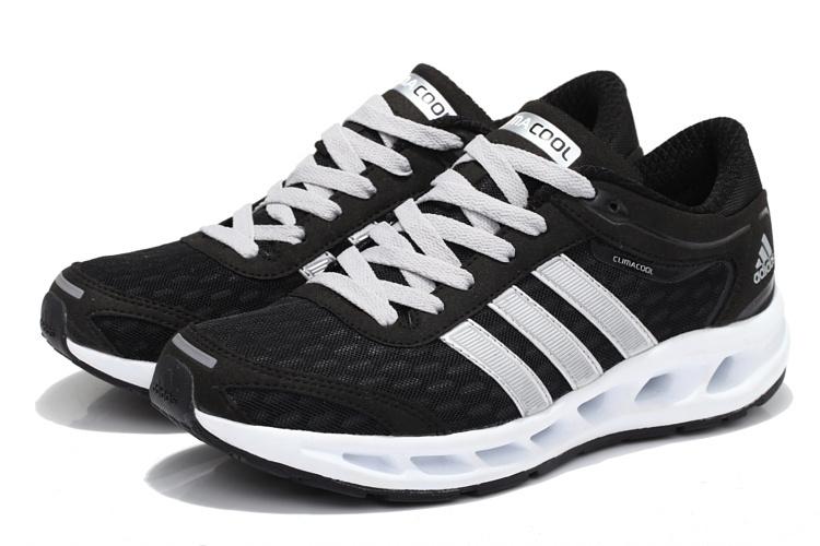 new product b1b4c 8e7e1 ... reduced mens womens adidas climacool solution running shoes black 6ecbf  fc670