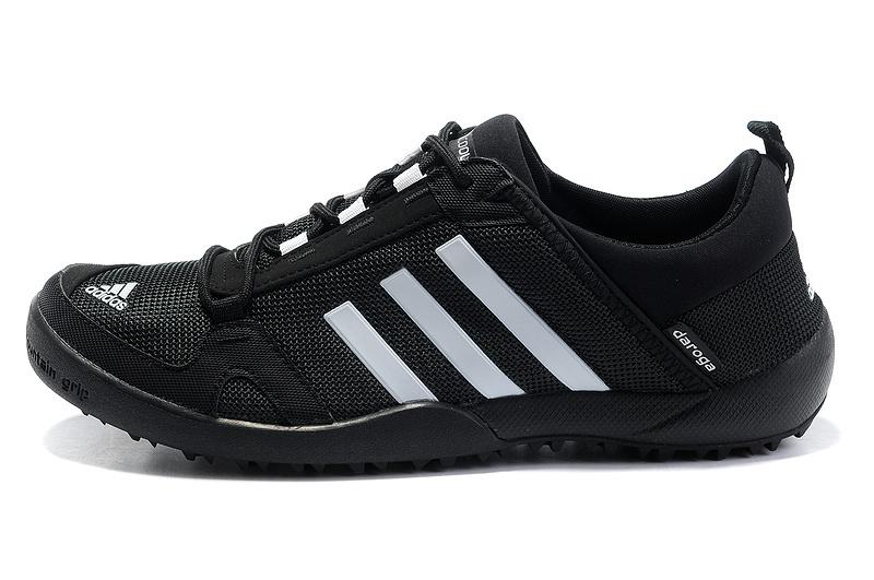 Men's/Women's Adidas Outdoor Daroga Two 11 CC Shoes Black/White ...