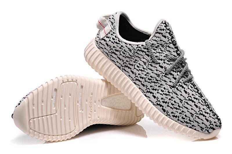 Men s Adidas Yeezy Boost 350 Shoes Grey Beige B35305  Adidas2016 ... 88ec5f856e